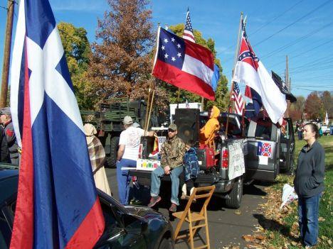 Florissant Missouri Veterans Parade 2013-1