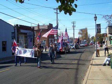 Florissant Missouri Veterans Parade 2013-2