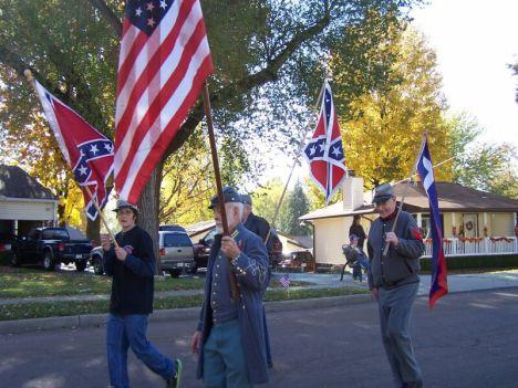 Florissant Missouri Veterans Parade 2013-4