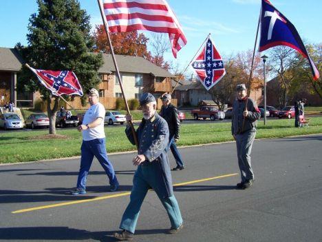 Florissant Missouri Veterans Parade 2013-5