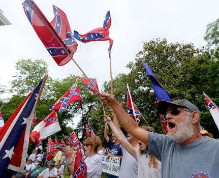 Confederate Flag Rallies 2015-1