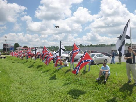 Confederate Flag Rallies 2015-5-Arkansas